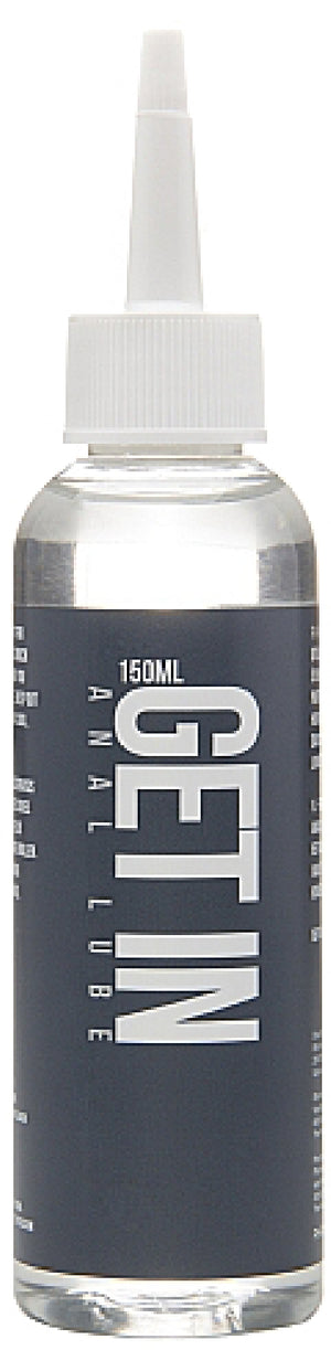 Get In Anal Lube - 150ml