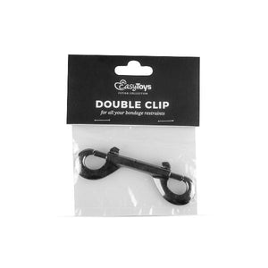 Bunny Leisure Adult Centre Adult Toys Double Clip Grey