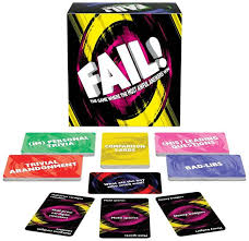 Fail - The Game Where The Most Awful Answers Win!
