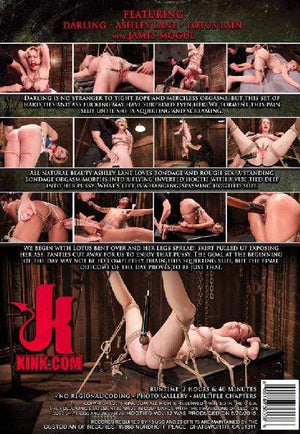 JJV DVDs Kink.com Hogtied 12