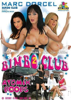 Marc Dorcel DVDs Marc Dorcel Bimbo Club Atomik Boobs
