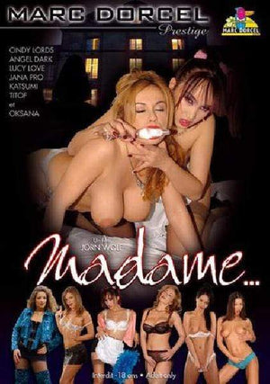 Marc Dorcel DVDs Marc Dorcel Madam