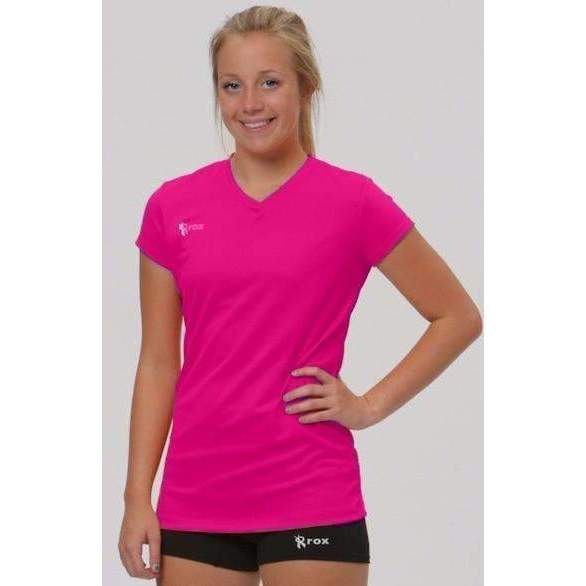 Basic Cap Sleeve Volleyball Jersey| 1150| CLOSEOUT