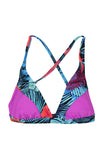Roxstar | Blue Bliss/Gypsy | 1308,Beach Tops - Rox Volleyball