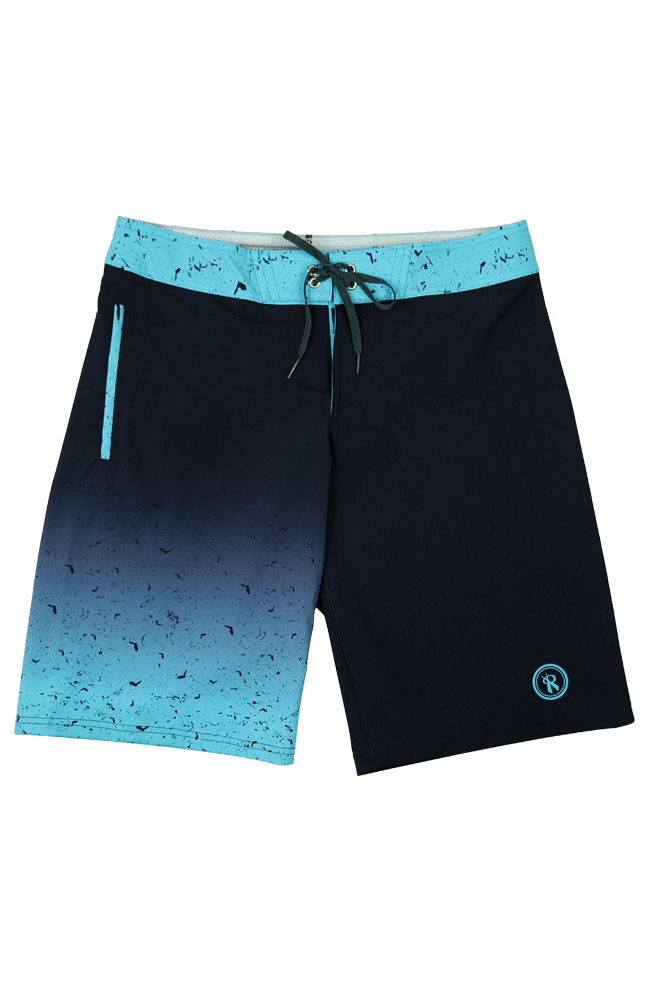 2018 Blue Shift | Dalcena Boardshorts,Board Shorts - Rox Volleyball