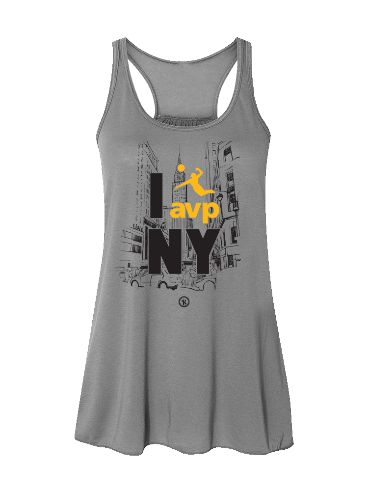 2019 AVP/RVB Event Tank (New York),AVP Items - Rox Volleyball