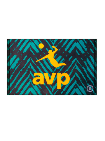 2019 AVP/RVB Event Beach Towel