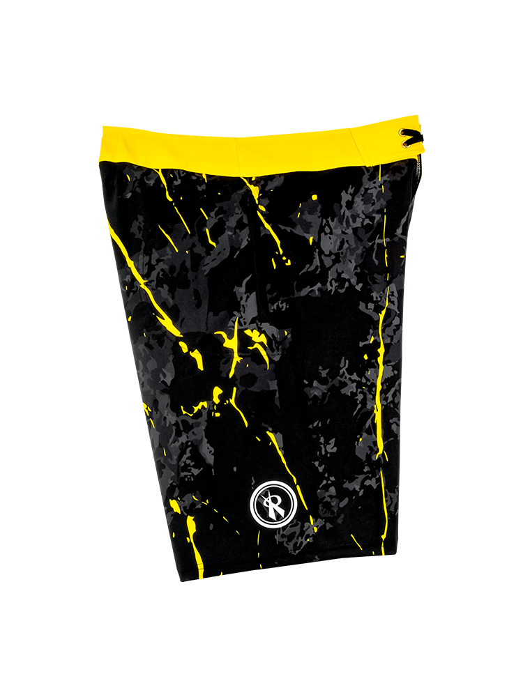 2019 AVP/RVB Event Splash Boardshorts Limited Edition,Board Shorts - Rox Volleyball