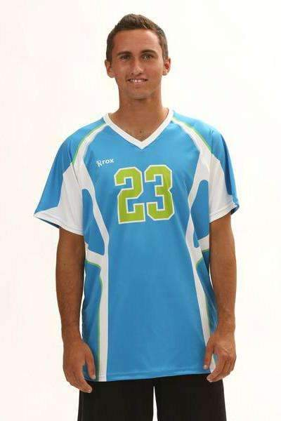 Absolute Men's Sublimated Volleyball Jersey |R003M,Custom - Rox Volleyball