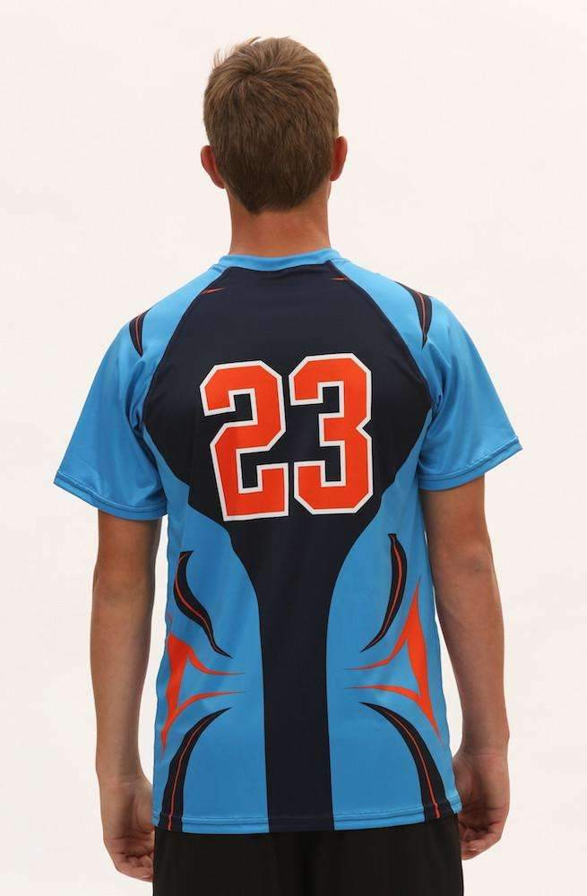 Ace Men's Sublimated Volleyball Jersey,Men's Jerseys - Rox Volleyball