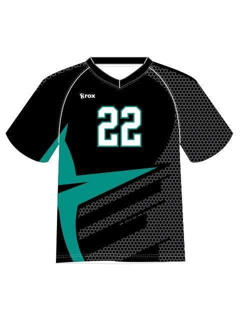 Angle Men's Sublimated Jersey,Men's Jerseys - Rox Volleyball