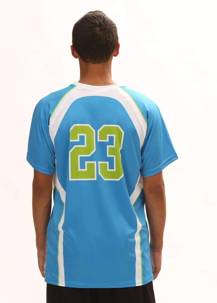 Absolute Mens Sublimated Volleyball Jersey,Custom - Rox Volleyball