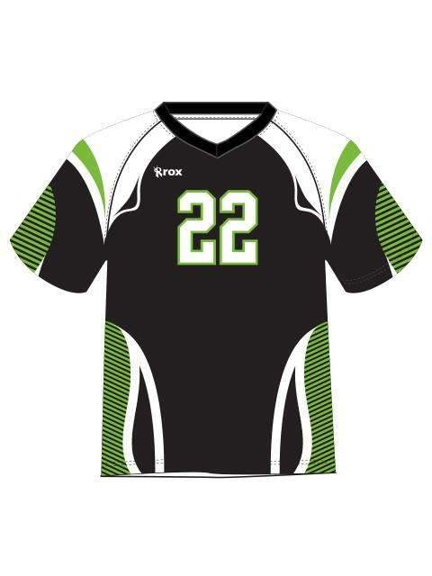 Boa Men's Sublimated Volleyball Jersey,Custom - Rox Volleyball
