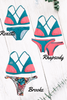 Roxstar | Light Turquoise/Coral  | 1308,Beach Tops - Rox Volleyball