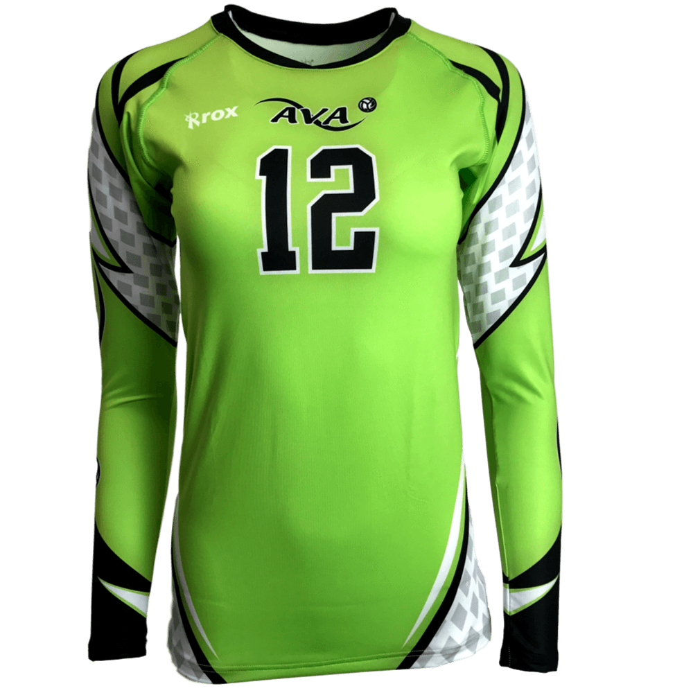Diamond Sublimated Volleyball Jersey,Custom - Rox Volleyball