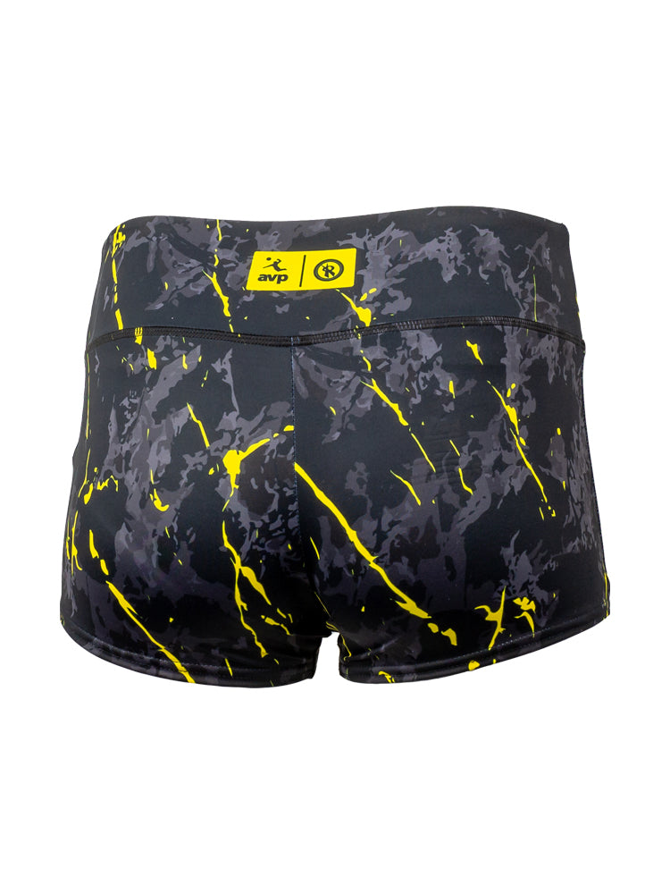 2019 The Element Beach Spandex,Beach Bottoms - Rox Volleyball