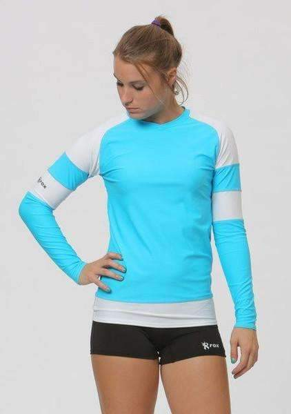 Envy Long Sleeve Jersey | 1122 | CLOSEOUT,Closeout Jerseys - Rox Volleyball