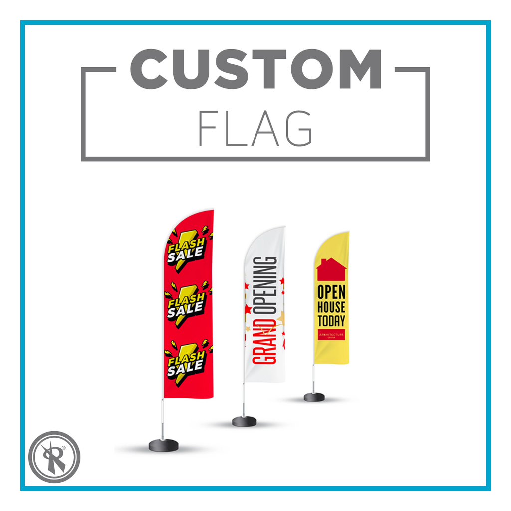 Custom Feather Flag