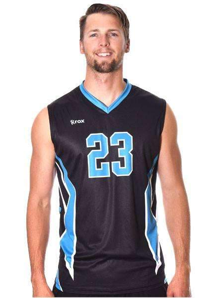 Force Men's Sublimated Jersey,Men's Jerseys - Rox Volleyball