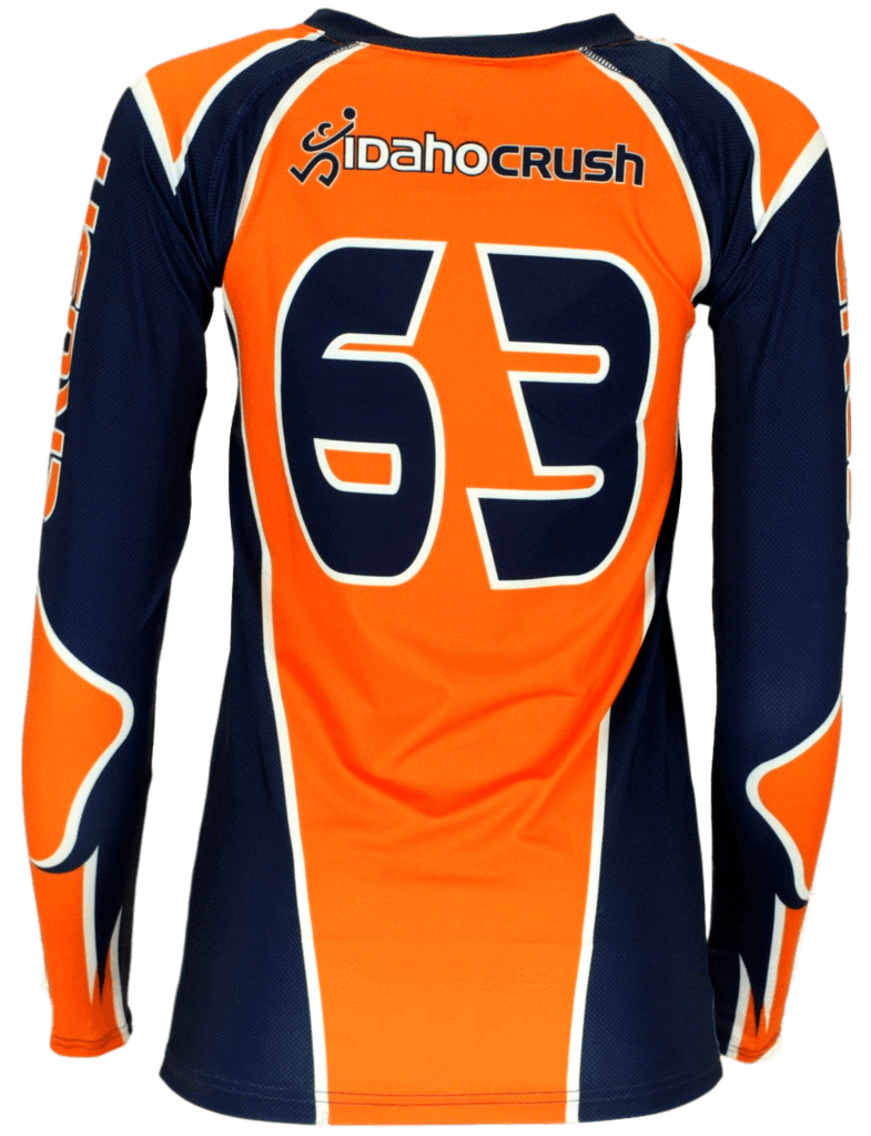Joust Women's Sublimated Jersey,Custom - Rox Volleyball