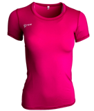 Voltaic Short Sleeve Volleyball Jersey  | 1260.75 | Neon Pink