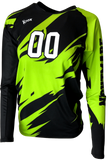 Inferno Sublimated Jersey (2-Color) | R022,Custom - Rox Volleyball