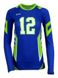 Force Women's Sublimated Jersey | R020