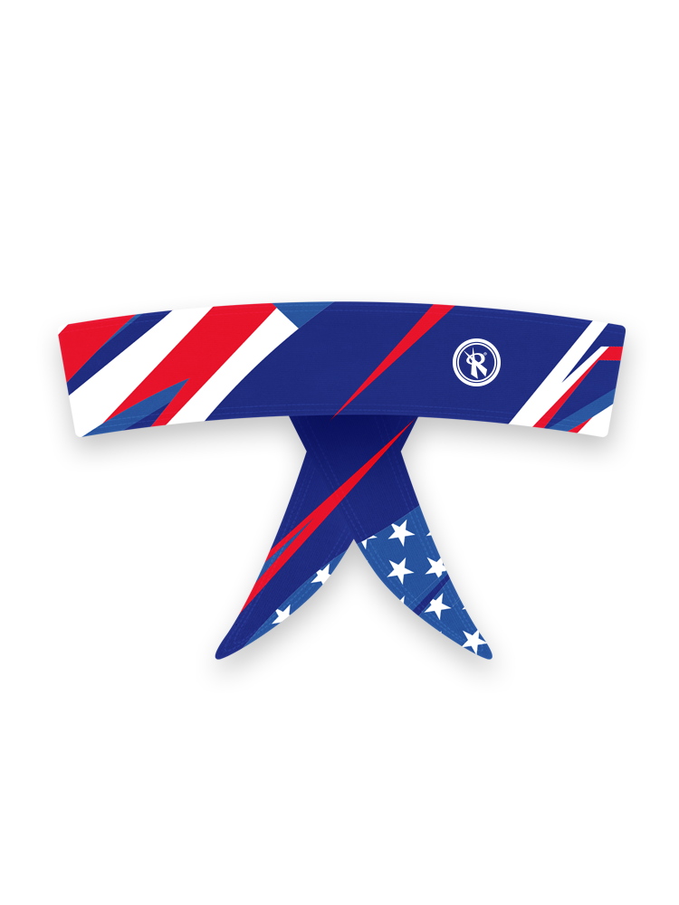 Independence Headbands,Accessories - Rox Volleyball
