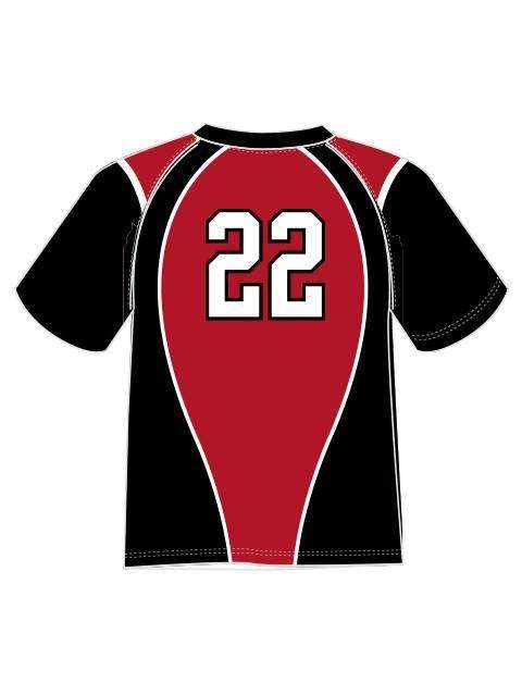 Joust Men's Sublimated Jersey,Custom - Rox Volleyball