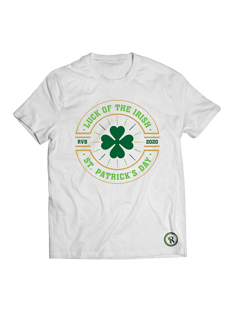 St. Patrick's Day Luck of the Irish Unisex T-Shirt, - Rox Volleyball