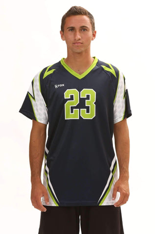 Custom Sublimated Volleyball Team Jersey Uniforms  7e656480666d9