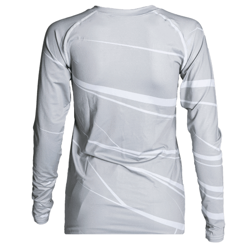 Monochrome Ice Grey Volleyball Jersey | 1111,Women's Jerseys - Rox Volleyball