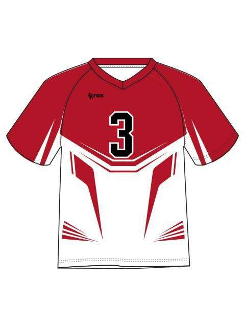 Phoenix Men's Sublimated Jersey,Custom - Rox Volleyball
