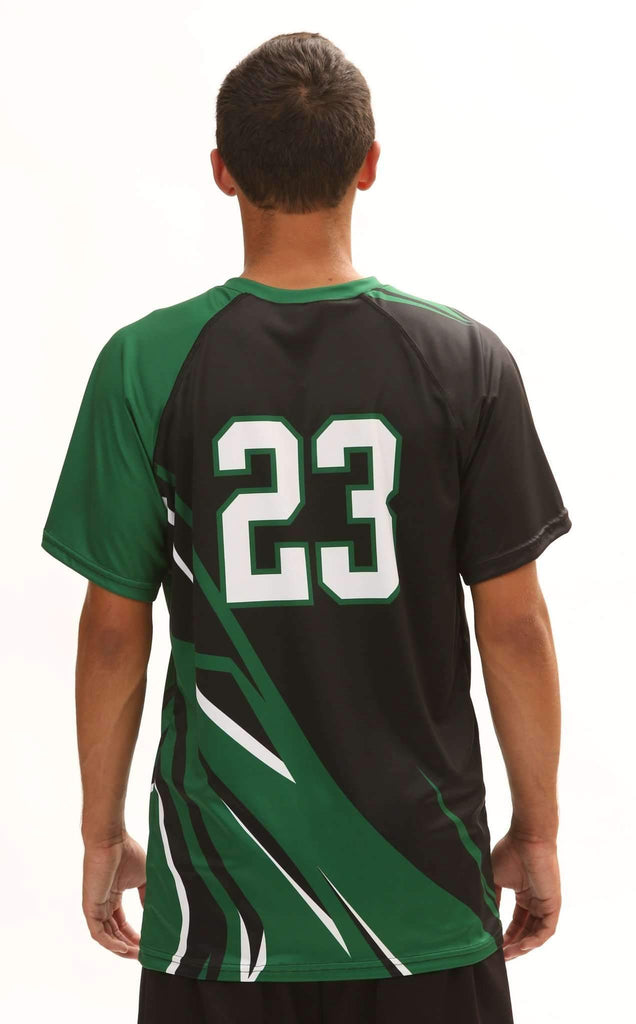 Quake Men's Sublimated Uniform,Men's Jerseys - Rox Volleyball