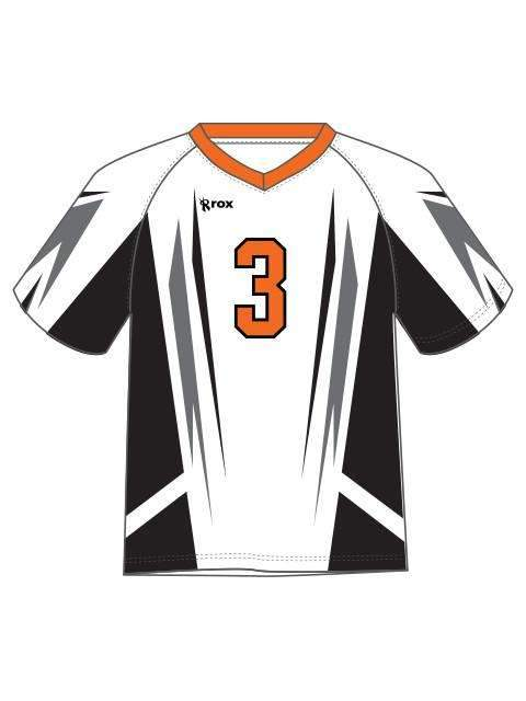 Quantum Men's Sublimated Jersey,Custom - Rox Volleyball