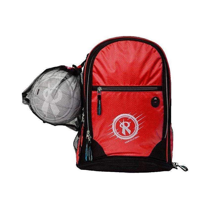 Advantage Backpack | Red | 3125,Backpack - Rox Volleyball