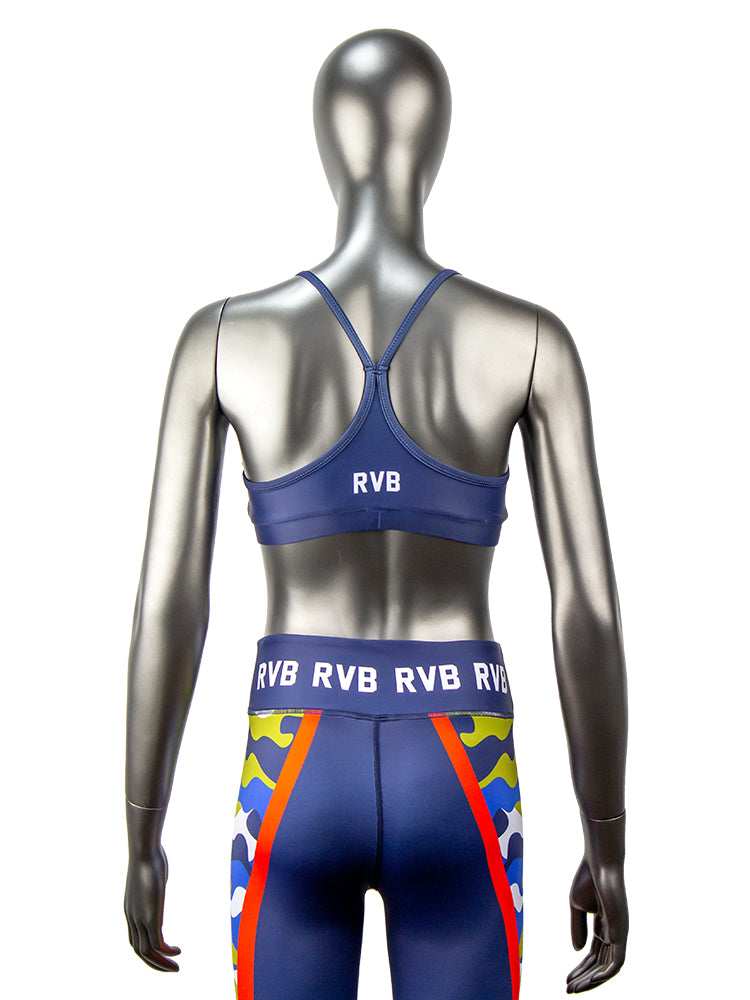 Maia Beach Top | RVB Camo,Beach Tops - Rox Volleyball