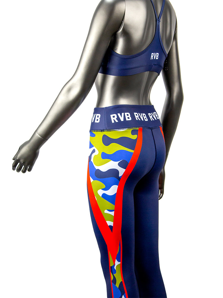 Leggings | RVB Camo,Legging - Rox Volleyball