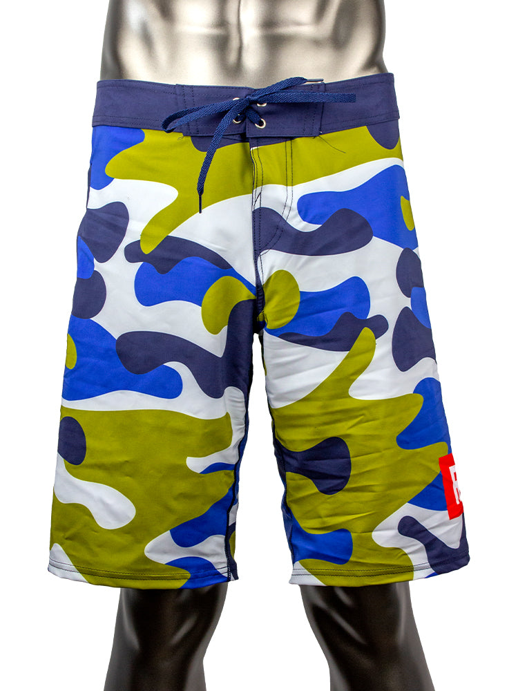 The RVB Board-Shorts | Limited Edition | Camo, - Rox Volleyball