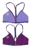 Mystify | 1471 | Purple Patch/Diva/Light Purple Reversible,Beach Tops - Rox Volleyball