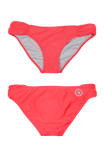 Roxette Bottom | 1380 | Granatina Electric Coral,Beach Bottoms - Rox Volleyball