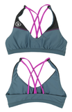 Tri-Star | 1467 | Jean/Gypsy/Titanium,Beach Tops - Rox Volleyball