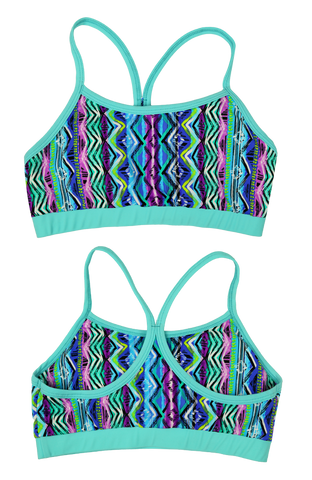 Maia Performance Beach Top  | Wild