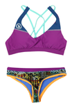 Tri-Star | 1467 | Diva/Cicladi/Marine,Beach Tops - Rox Volleyball