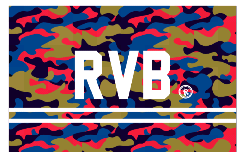 RVB Camo Player Hand Towel