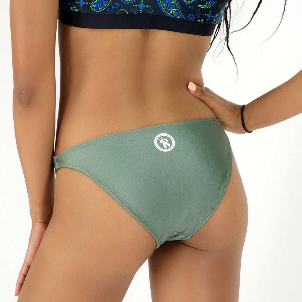 2021 Rio Cheeky Bottoms | 1411 | Army Shimmer