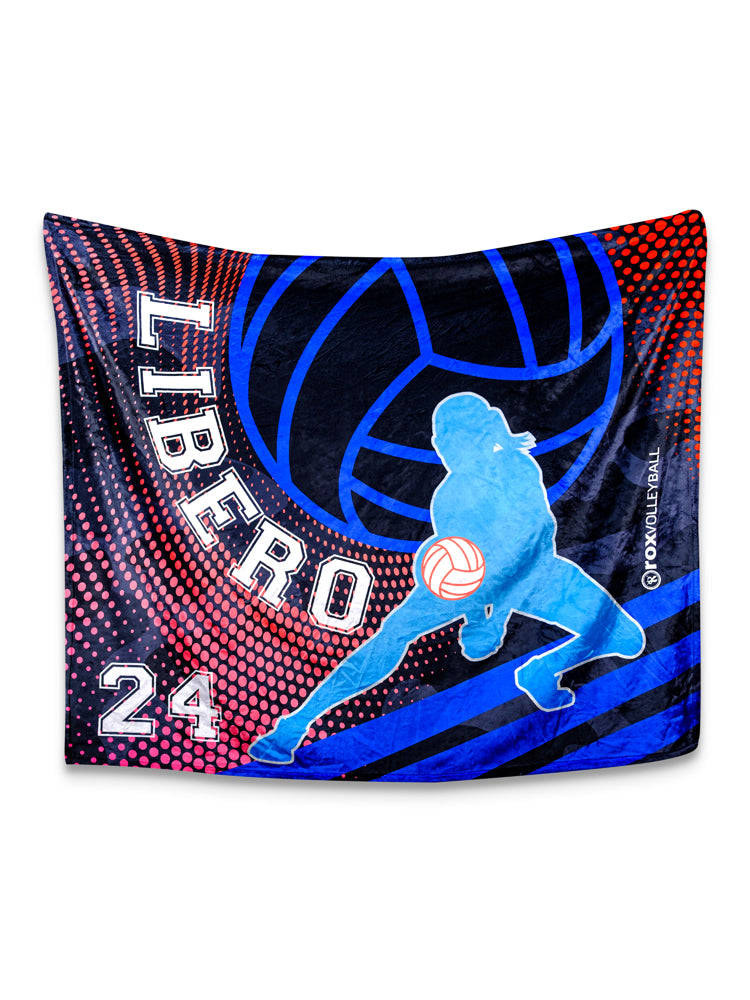 The Libero Blanket,Accessories - Rox Volleyball