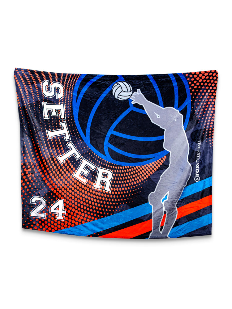 The Setter Blanket,Accessories - Rox Volleyball