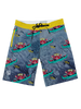 2019 Outrigger Crabb | King Crabb Boardshorts,Board Shorts - Rox Volleyball