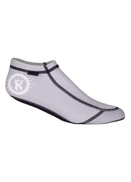 Sand Sol Performance Beach Sock | Fanatic Grey,Beach Socks - Rox Volleyball